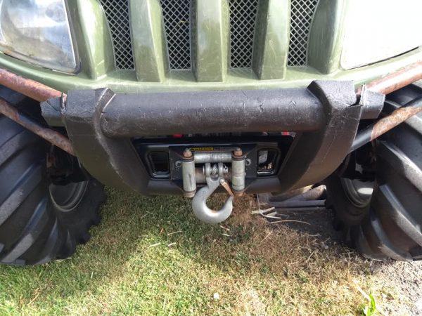 Articcat 700 Diesel